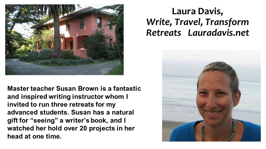 laura davis retreat